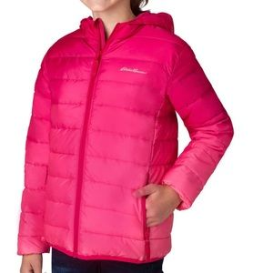 🔥LAST ONE Eddie Bauer Girls Puffer Coat 5 6 10 14